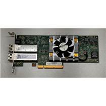 Dell Dual-Port QLE8262L PCI Express x8 Network Adapter C852G w/ SFPs