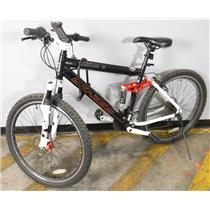 """Mens 27.5"""" Genesis V2100 21 Speed Mountain Bike W/ Aluminum Frame & Disc Brakes"""