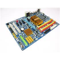 Gigabyte GA-EP43-DS3L Intel Socket LGA775 Desktop Motherboard TESTED AND WORKING