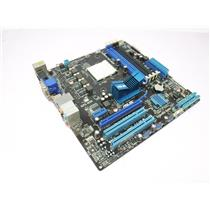 Asus M4A785-M Desktop Motherboard Socket AM3 TESTED AND WORKING