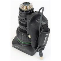 Canon YJ19-9B4 KRS SX12 Broad Cast Zoom TV Camera Lens