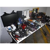 Lot of Miscellaneous Electronic and Non Electronic Lost & Found Items