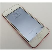 Apple iPod Touch A1421 5th Gen 16GB Product (RED) MP3 Player iOS 9.3.5