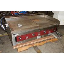 Southbend SG-48-1 48'' W X 24'' D Gas Powered Flat Top Griddle - SEE DESCRIPTION