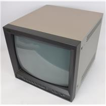 """JVC TM-A130SU/A 13"""" Color CRT Video Monitor - TESTED & WORKING"""