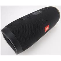 JBL Charge 3 Black Waterproof Portable Wireless Bluetooth Speaker 1329 TESTED