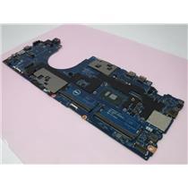 Dell Latitude 5580 Motherboard Intel Core i7-7000U 2.8GHz CDM80 LA-E091P