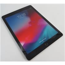 Apple A1954 iPad 6th Gen 128GB iOS 12.2 Wi-Fi + Cellular W/ Good AT&T IMEI #