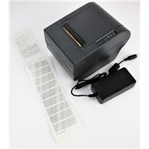 "Posiflex PP-7000 II Aura Series 3"" Thermal Printer Serial And Parallel"