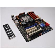 ASUS P6T DELUXE V2 LGA1366 MOTHERBOARD INTEL CORE i7-940 2.9GHz EXPRESS GATE SSD