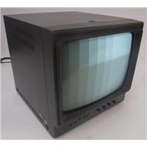 "Panasonic TR-990C 9"" Black & White CRT Video Display Monitor - TESTED & WORKING"