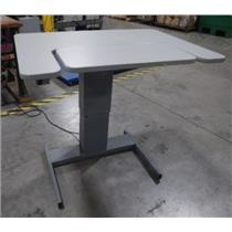 Mayline Model 605XXX Adjustable Computer Work Desk - TESTED
