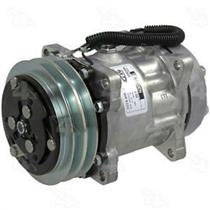 AC Compressor 4 Seasons 68170 FLX7 Double Groove (1 Year Warranty) R68170