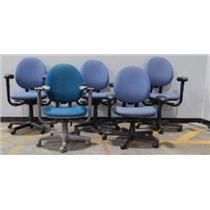 ***LOCAL PICK-UP ONLY*** Steelcase Wheeled Swivel Office Desk Chair
