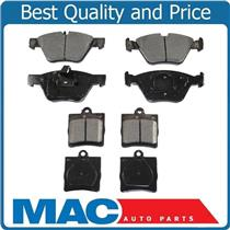 100% Brand New Front and Rear Brake Pads fits for Chrysler Crossfire 2004-2007