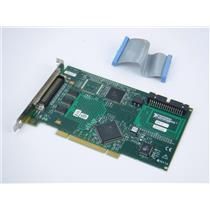 NA National Instruments 184479E-02 PCI-6601 PCI Card & Cable