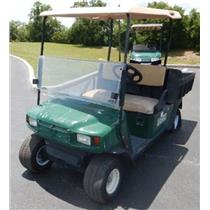 2010 Textron EZGO MPT1000 Utility Cart - MISSING BATTERIES