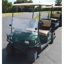 2010 Textron EZGO Electric MPT800 Utility Cart - NONWORKING