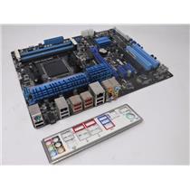 Asus M5A97 EVO Desktop Motherboard AM3+ Socket AMD SATA 6Gb/s USB 3.0 ATX TESTED
