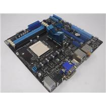 ASUS M4A88T-M AMD Desktop Motherboard Socket AM3 DDR3 Hybrid CFX TESTED