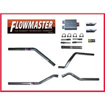 1998-2001 Dodge Ram with FLOWMASTER MUFFLER  Dual Exhaust