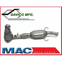 00-02 Saab 9-3 2.0L Engine Pipe 2 Catalytic Converter