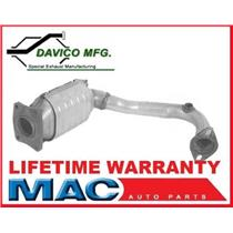 00-02 Focus 2.0L Vin (P) SOHC Catalytic Converter