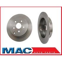 Vibe Scion TC Celica Corolla Matrix (2) Rear Brake Disc Rotors