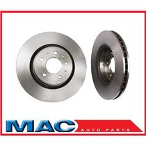 Volvo (2) 300MM 11 7/8 Inch Front Rotors 34241 For 98-04 Volvo C70