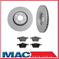 Volvo S60 With 328MM Front Brake Rotors & MD794 Pads