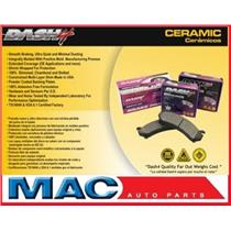 TSX & Accord 2011-2012 2.4L 3.5L Set of Front Ceramic Brake Pads