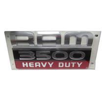 New OEM Dodge Truck 3500 Heavy Duty Front Door Logo Emblem Badge Nameplate