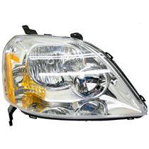 2005-2007 Mercury Montego Passenger Side Headlight (Xenon Without Ballast)
