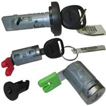 *NEW* Key Lock Cylinder Set: Ignition/Glove Box/Driver and Passenger Door