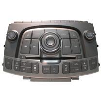 22798936 HVAC & Audio Control Panel Assembly 2013 Buick LaCrosse
