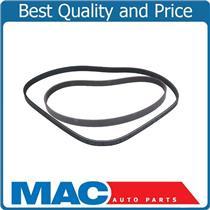 Serpentine Fan Belt Alternator AC Power Steering Belts Kit 01-05 Honda Civic 1.7