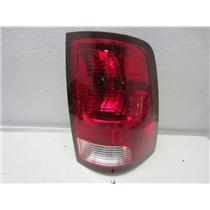 2009-2012 DODGE RAM 1500 RIGHT HAND TAILLIGHT