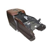 Factory New OEM GM Tahoe Suburban Center Console Assembly Cocoa 23468073