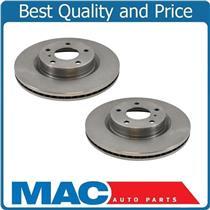 (2) Premium Brand 31350 Disc Brake Rotor, Front