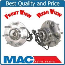 Wheel Bearing Hub Assembly Ft  WH550221 fits 11-14 Ford F-150 7 Stud H/D Payload