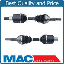 (2) 100% New CV DRIVE AXLE SHAFT FOR 98-05 Blazer  & Jimmy Without  ZR2