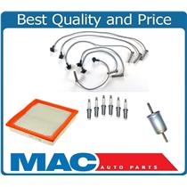 05-06 Mustang 4.0L Pro Spark Spark Plug Ignition Wires Plugs Air Filter