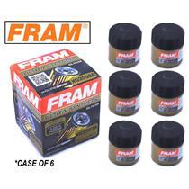 6-PACK - FRAM Ultra Synthetic Oil Filter - Top of the Line - FRAM's Best XG3593A