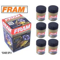 6-PACK - FRAM Ultra Synthetic Oil Filter - Top of the Line - FRAM's Best XG5