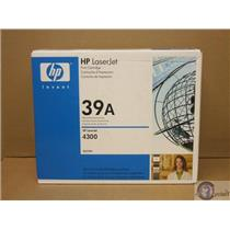 NEW Open OEM HP Q1339A HP 39A Laser Toner Cartridge