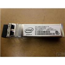 Intel FTLX8571D3BCV-IT 10GB SFP+ for X520-DA2 E65689-001 850nm Genuine