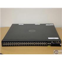 Dell Force10 S60-44T-AC-R YWMNY 48 Port Switch 4-Port SFP Uplink Refurbished