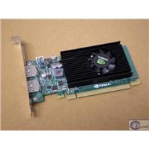 Nvidia NVS 310 Dual Display Port Video Graphics Card Dell JTF63 High Profile