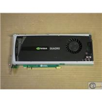 HP NVIDIA Quadro 4000 WS095AA Graphics Card 616076-001 2GB Refurbished