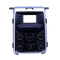 Ford Bezel OEM Console Faceplates - F150 Dash Radio, Heat, A/C Control Panel